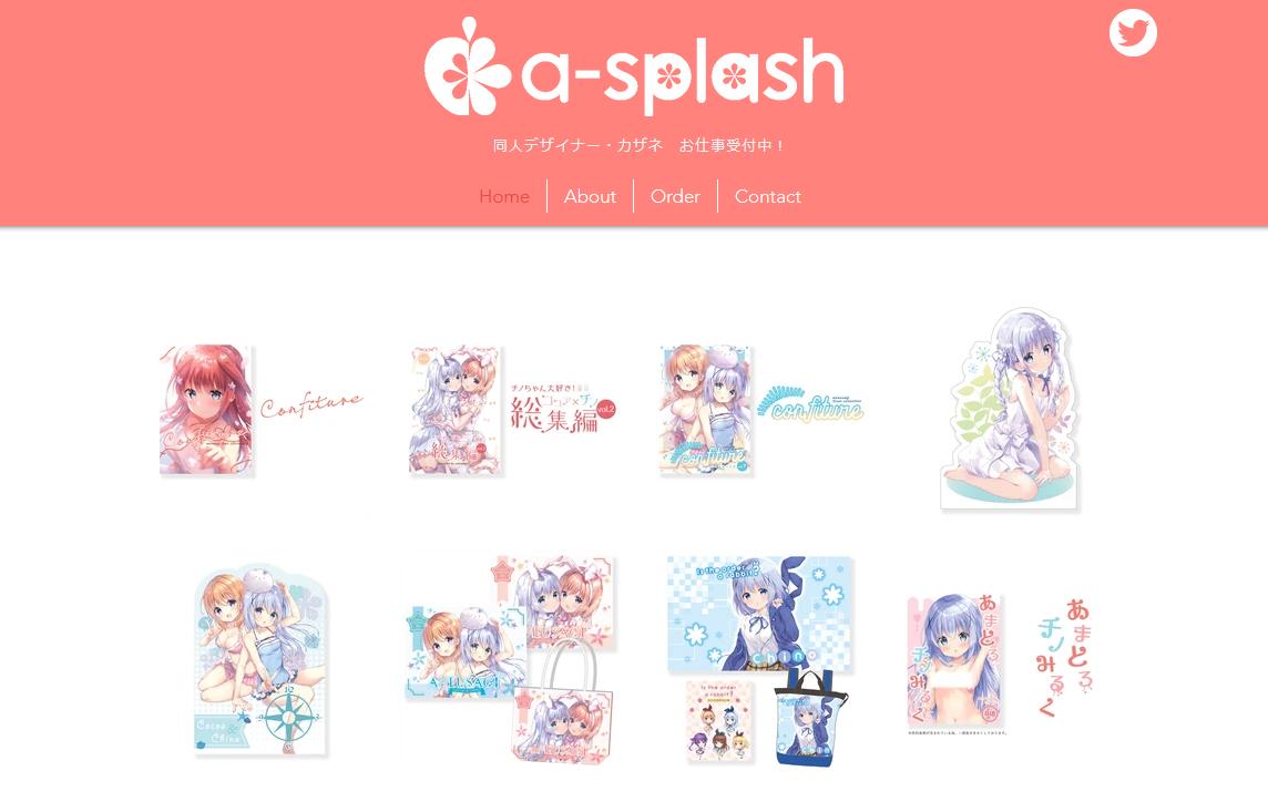 a-splash